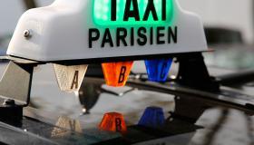 Taxis en París