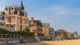 Playas de Trouville-sur-Mer