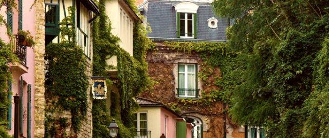 Dormir en Montmartre