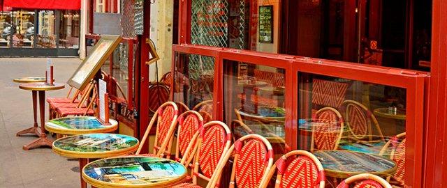 cafés de Paríse