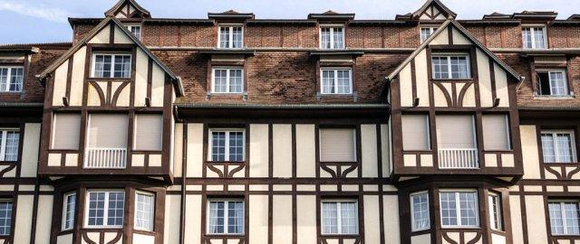 Casas de Deauville