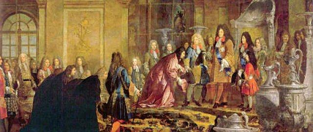 Cuadros de Versailles