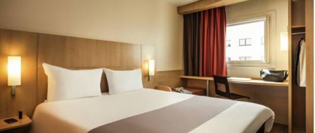camas del hotel
