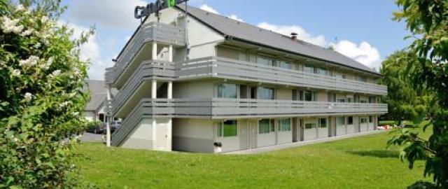 Hotel Campanile Saint Denis