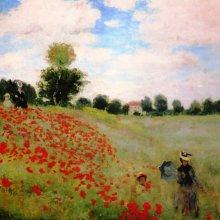 Amapolas de Monet