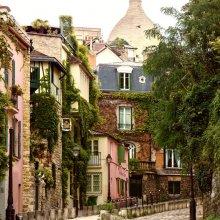 Calles de Montmartre