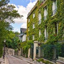 El Montmartre bohemio