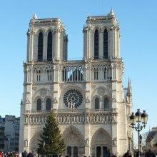Fachada de Notre Dame