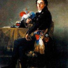 Retrato de Ferdinand Guillemardet