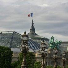 Grand Palais desde el puente