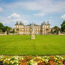 Los jardines de París
