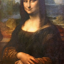 Mona Lisa (foto: Dennis Jarvis)