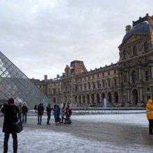Pirámide del Louvre