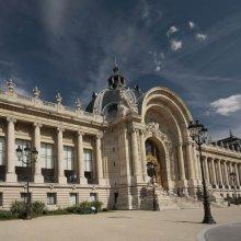 Fachada del Petit Palais