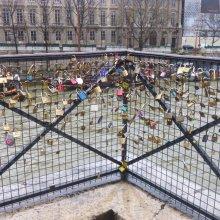 Pont Neuf y sus candados