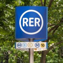 RER, el cercanías francés