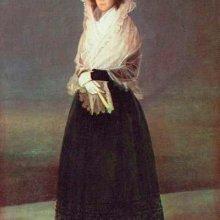 Retrato de la condesa del Carpio