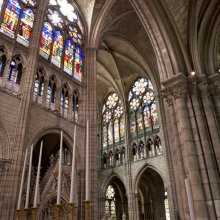 Interior de Saint Denis