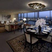 salones del hotel Shangri-La