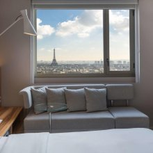 Habitacion Hotel Hyatt Regency Paris Etoile