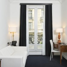 Hotel Melia Paris Champs Elysees habitacion