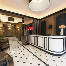Hotel Melia Paris Champs Elysees hall
