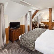 Hotel Melia Vendome suite