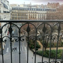 Hotel Opera Lafayette vistas