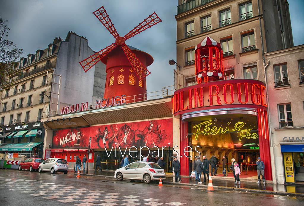 Moulin Rouge El Mejor Cabaret De Par 237 S Vive Par 237 S