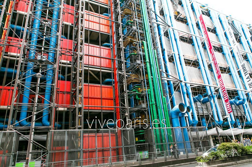 Museo Pompidou.Centro Pompidou Horarios Y Precios De Este Museo De Paris Vive Paris