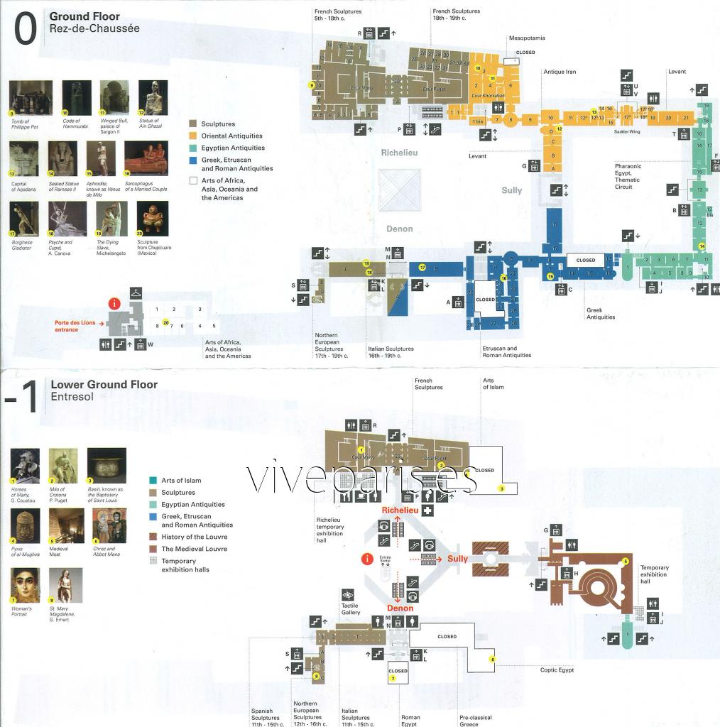 Museo Del Louvre El Museo M 225 S Importante Del Par 237 S