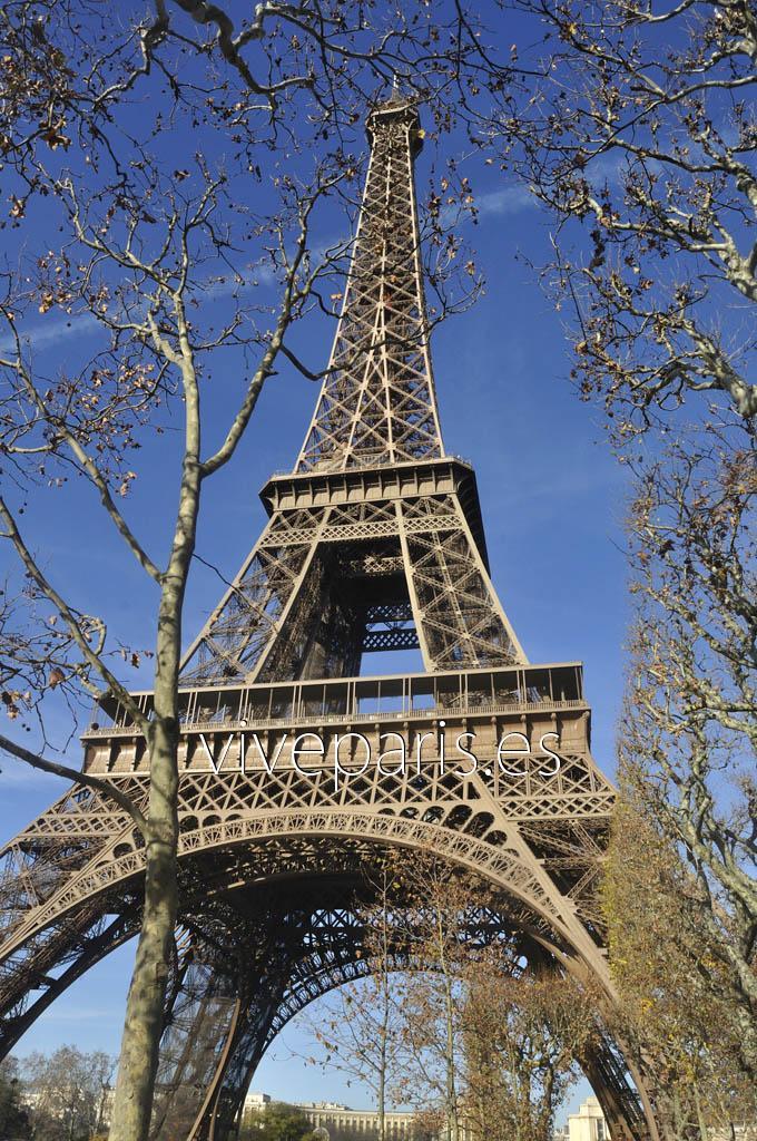 Torre Eiffel Comprar Entradas Y Ver Precios La Gran