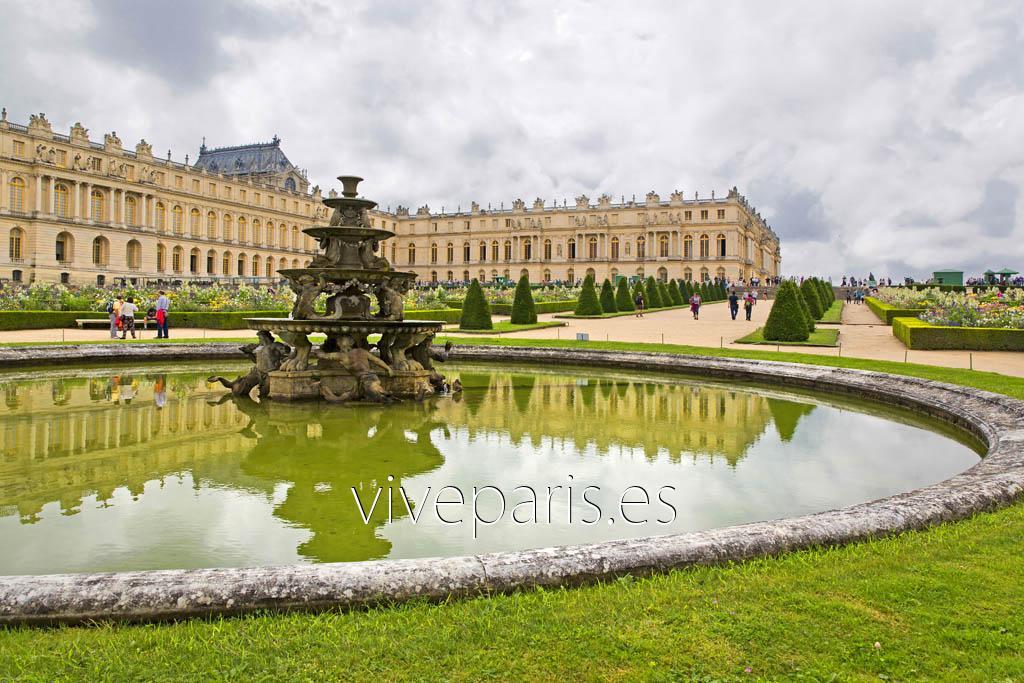 Palacio De Versalles Entradas Y Precio Como Llegar Desde Paris